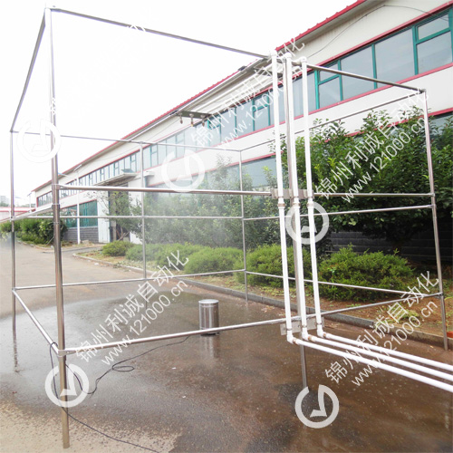 JLC-RY2型便携式人工降雨模拟系统
