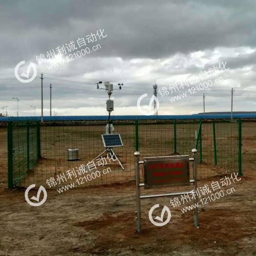 蒙东野外水土保持监测点
