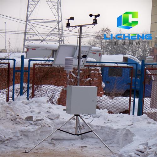 JLC-QDL型电力微气象监测站