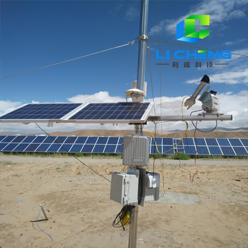 JLC-QTS型太阳辐射监测站