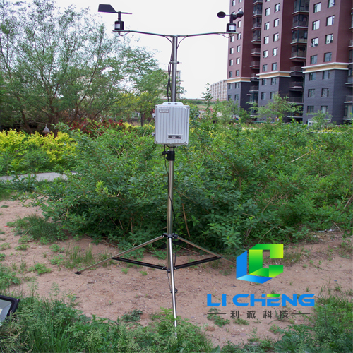 LCF-FSX1型风速风向监测站