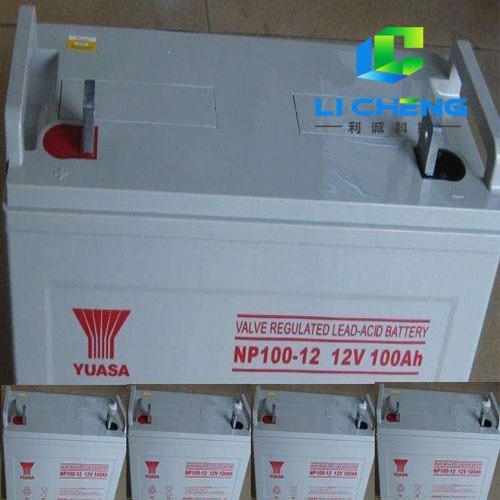 NP100-12型太阳能蓄电池