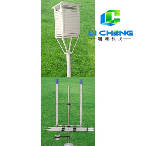 LQX-MD型木制百叶箱
