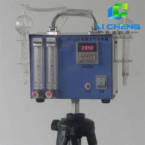 JKH-2000型双路大气采样器